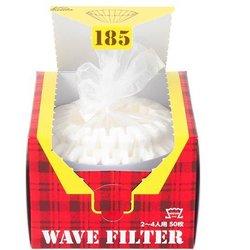Kalita Wave 185 Filters (50 Pack)