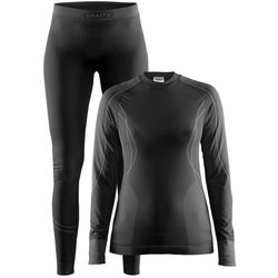 Craft Women's Baselayer Seamless Zone Set