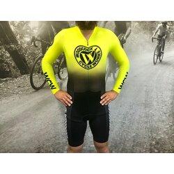 Woodcock Cycle Works WCW Custom Jakroo Aero LS Skinsuit