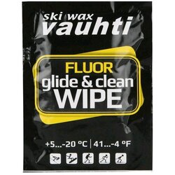 Vauhti Clean & Glide Wipe - Single