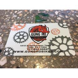 Gung Ho Gift Card