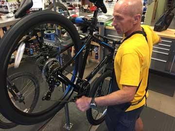 Bike Repair & Service