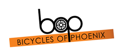 Bicycles Of Phoenix logo - link to home page