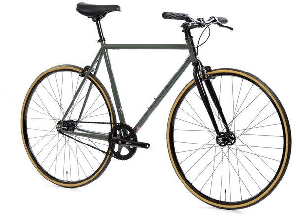 State Bicycle Co. 4130 - Army Green