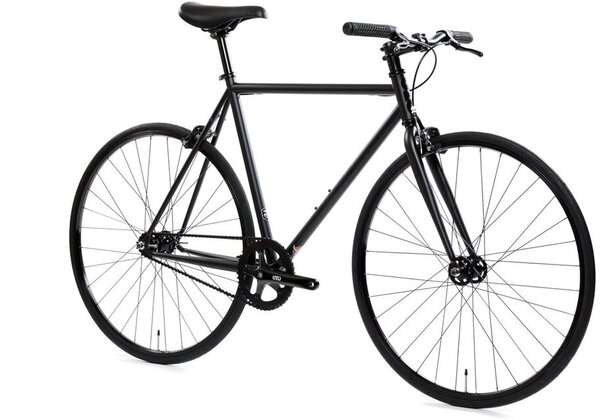 State Bicycle Co. 4130 - Matte Black