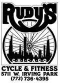 Rudy's Cycle and Fitness Logo