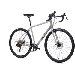 State Bicycle Co. 4130 All Road - Pigeon Gray