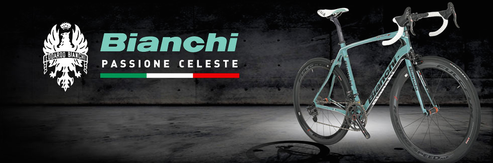Bianchi makes some of the finest riding bicycles on the planet! Whether you want a road or mountain bike that torches your competition, or a versatile city bike that makes getting around pure joy, you'll enjoy cycling even more on your new Bianchi!