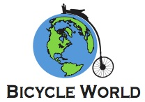 Bicycle World of Louisiana Logo
