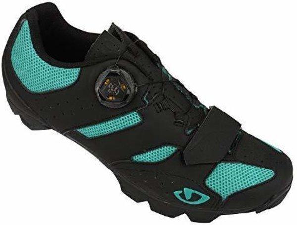 Giro Sage BOA Women's Mountain Bike/Indoor Cycling Shoe