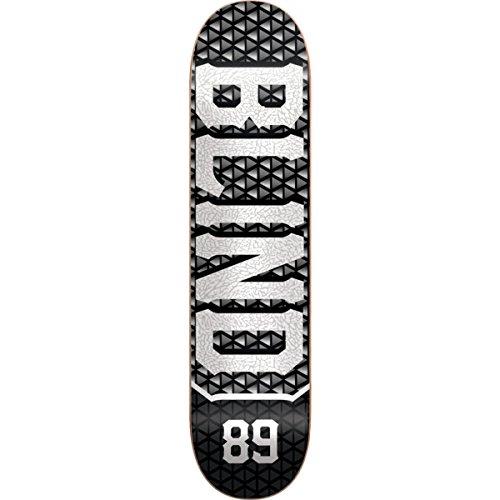 Blind Skateboards Lateral Black Skateboard Deck 8 25