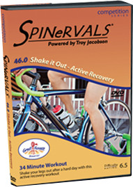 Spinervals Competition 46.0 - Shake it Out - Active Recovery