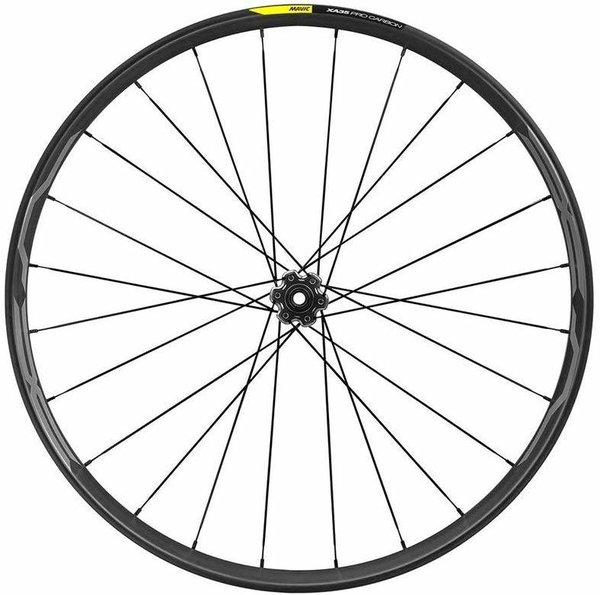 Mavic XA 35 Pro Carbon Boost Front Wheel