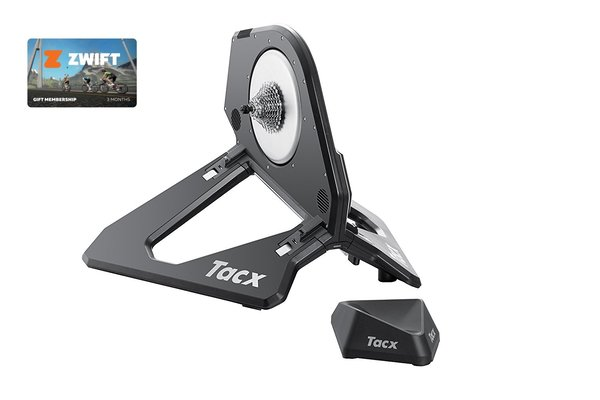 Tacx Neo Smart Trainer with 11-Speed Cassette and 3-Month Zwift Membership