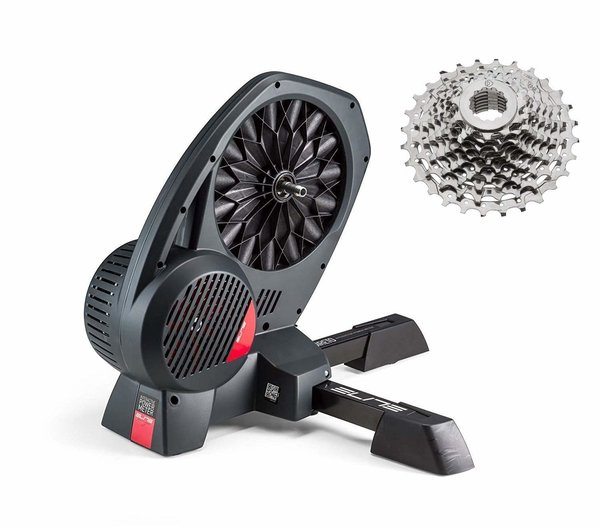 Elite Direto II Interactive Trainer with 10-Speed Cassette