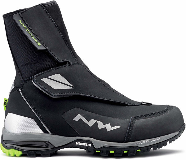 Northwave Himalaya Winter Mountain Bike Shoes Color: Black