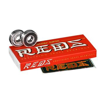 Bones Super Reds Precision Bearings