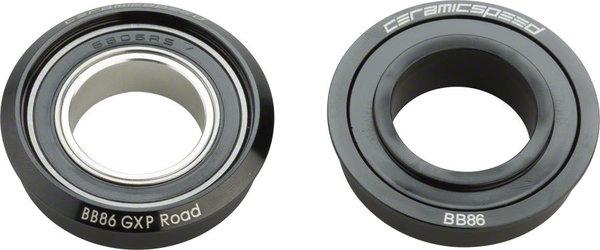 CeramicSpeed BB86 Bottom Bracket SRAM GXP, Black