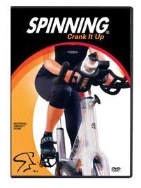 Spinning Crank It Up: Interval Energy Zone DVD