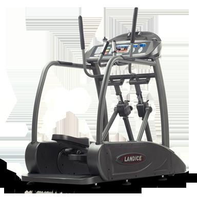 Landice E7 Cardio ElliptiMill Elliptical Trainer