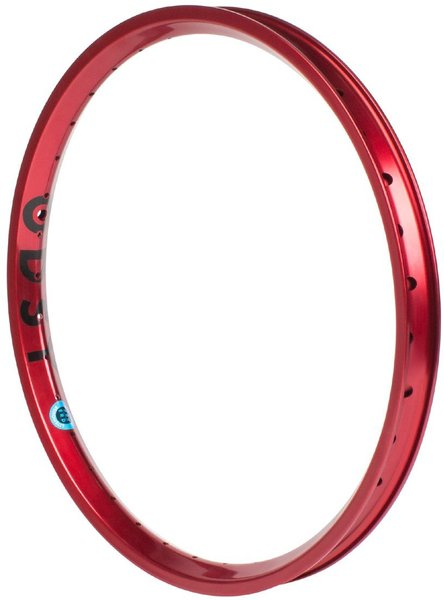 Odyssey Lighthouse Rim, Anodized Red