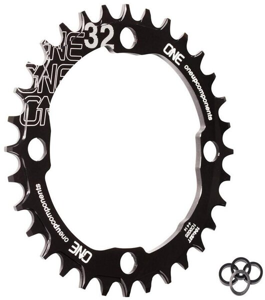 OneUp Components 104 Oval Chainring 32t