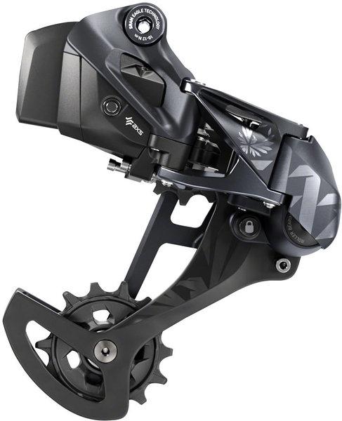 SRAM XX1 Eagle AXS Rear Derailleur, 12 Speed, Black