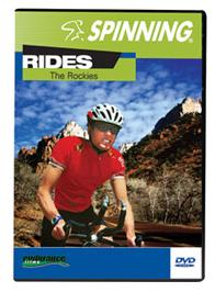 Spinning RIDES: The Rockies DVD