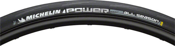 MICHELIN Power All Season Tire Black