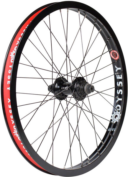 Odyssey Hazard Lite Rear Wheel, Black