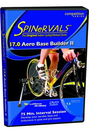 Spinervals Competition Series 17.0 - Aero Base Builder II