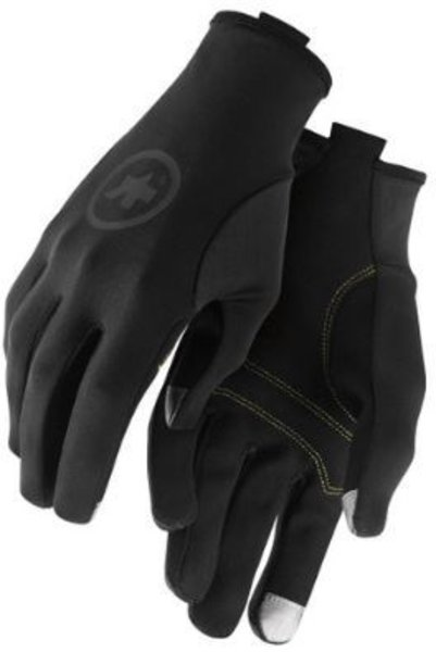 Assos ASSOSOIRES Spring/Fall Gloves Color: Blackseries
