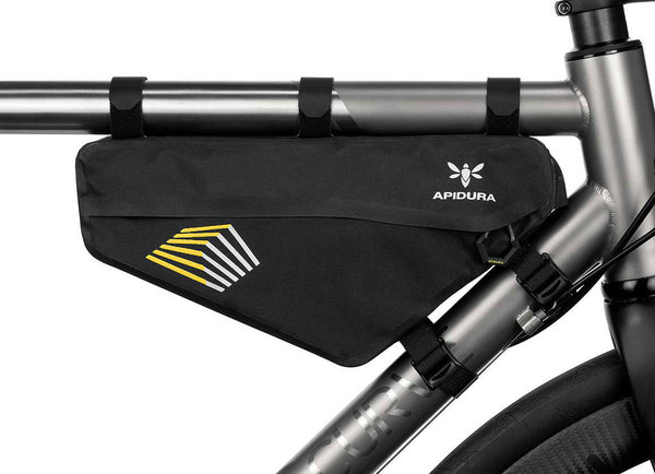 Apidura Racing Frame Pack (2.4L) Black