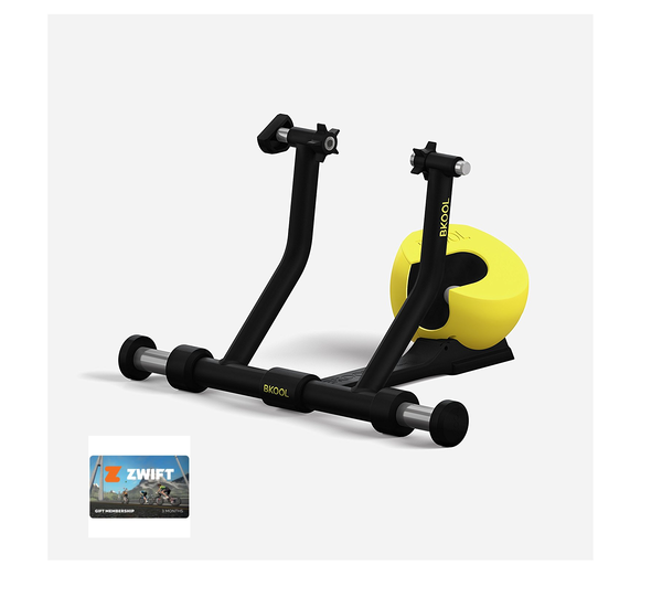 Bkool Smart Pro 2 Trainer with 3-Month Zwift Membership