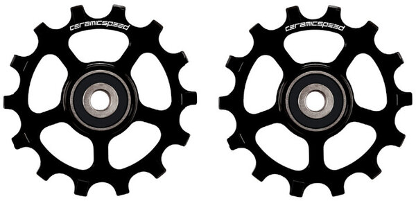 CeramicSpeed Pulley Wheels Aluminum Coated