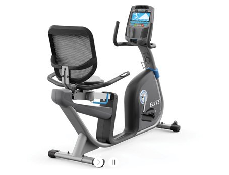 Horizon Elite R7 Recumbent Exercise Bike