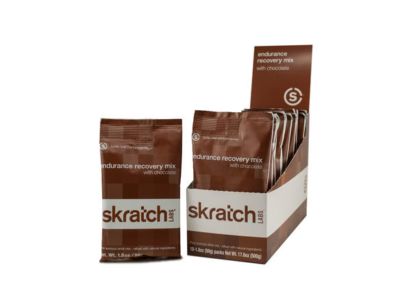 Skratch Labs Endurance Recovery Mix, Single Serving