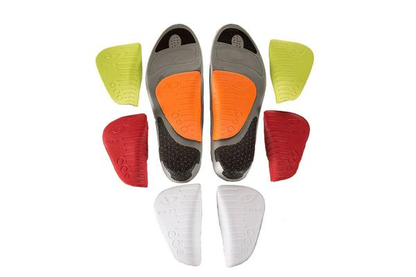Giro Women's Supernatural Arch Support Fit Kit