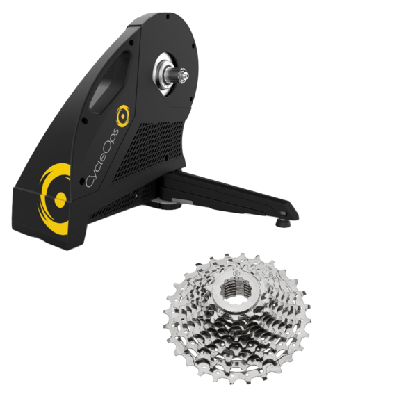 CycleOps Hammer Direct Drive Trainer with 10-Speed Cassette
