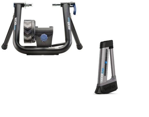 Wahoo KICKR SNAP Bike Trainer with Kickr Climb