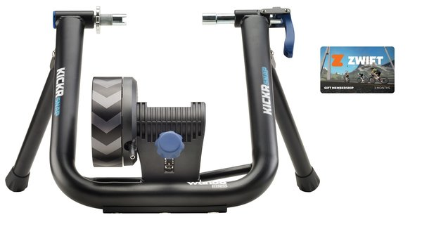 Wahoo KICKR SNAP Bike Trainer with 3-Month Zwift Membership