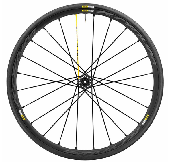 Mavic Ksyrium Pro D 6B Rear Wheel, 12x142 M11