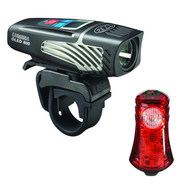 NiteRider Lumina 800 OLED/Sentinel 40 Combo