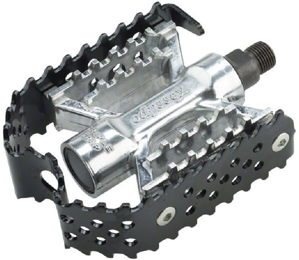 Odyssey Triple Trap Pedals 1/2""