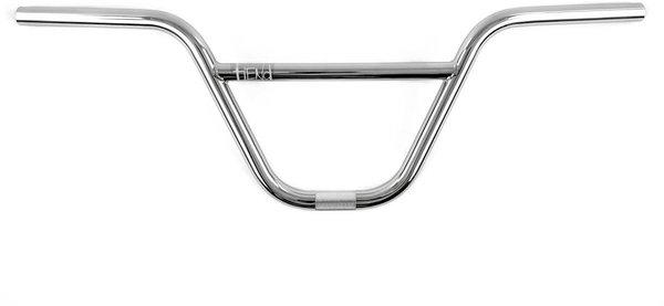 """Fiend BMX Team Bars - 9.5"""" Chrome"""