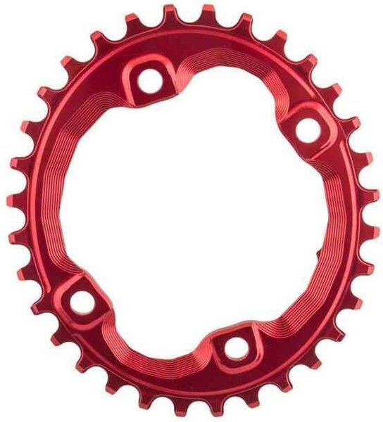 Absolute Black Oval Chainring 96 BCD XT