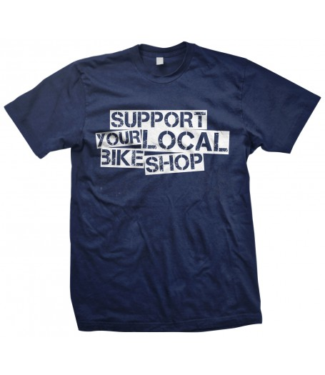 DHD Wear Support Your Local Bike Shop T-Shirt