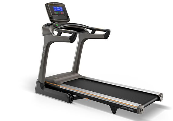 Matrix Fitness TF50 Treadmill Model: XR Simple