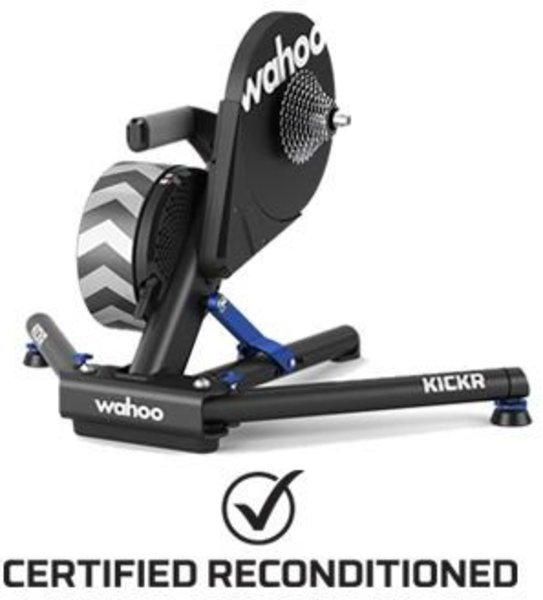 Wahoo KICKR Smart Trainer 2018 (Certified Reconditioned)