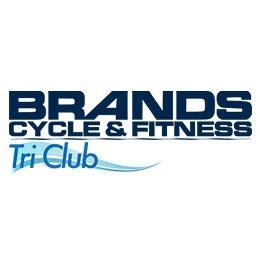Brands Cycle & Fitness Tri Club logo